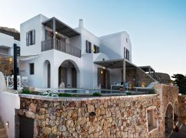 Eolia Luxury Villas Pyrgos Greece