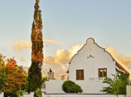 Woodlands Guest House Somerset West South Africa