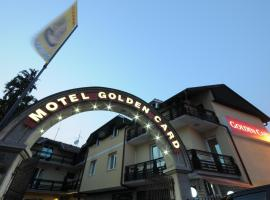 Hotel photo: Golden Card Motel