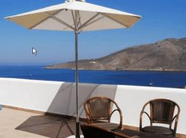 Sea View Hotel Livadia Greece