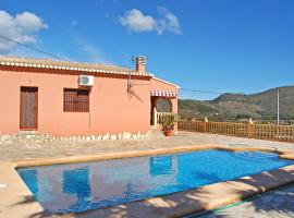 Holiday home Villa Faraona Pego Pego Spain