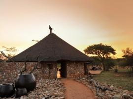 Kwafubesi Tented Safari Camp Mabula South Africa