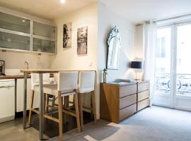 Appartement Drouot 1 Paris France