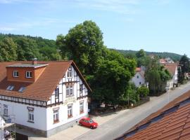 Gasthof und Pension Frankenthal Gera Germany