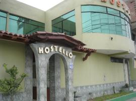 Hostal Hostello - Lima Airport Лима Перу