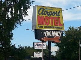 Hotel near  Windsor  airport:  Airport Motel