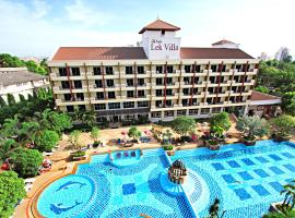 Lek Villa Pattaya North Thailand