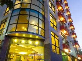 A picture of the hotel: Mookai Suites