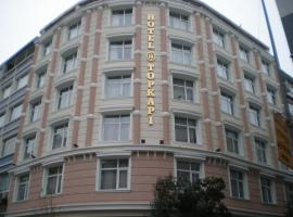 Hotel Photo: Hotel Topkapı