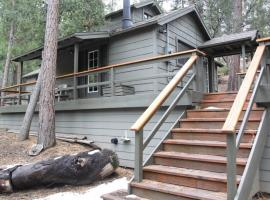 Astrocamp Area at Idyllwild by Quiet Creek Vacation Rentals Idyllwild USA