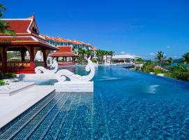 Amatara Resort & Wellness Panwa Beach Thailand