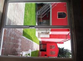 Hotel photo: Quetzalhostel Teotihuacan