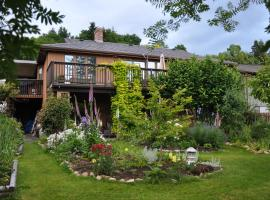 Stafford House Bed & Breakfast Courtenay Canada
