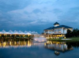 Hotel near Miri airport : Eastwood Valley Golf & Country Club