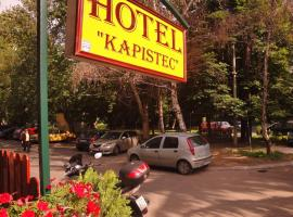 Hotel Photo: Hotel Kapistec Skopje