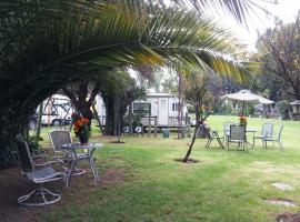 Hotel photo: Teotihuacan Trailer Park