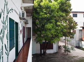 Backpackers Garden Hostel Vientiane laoPDR