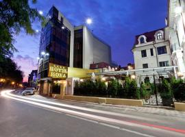 Le Boutique Hotel Moxa Bucharest Romania