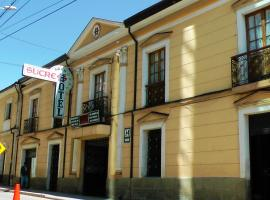 A picture of the hotel: Gran Sucre Hotel