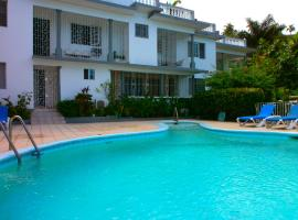 Palm View Guest House Montego Bay Jamaica