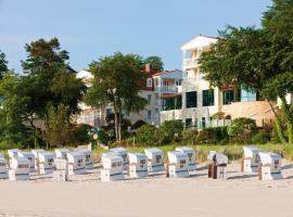 Hotel Photo: Travel Charme Strandhotel Bansin