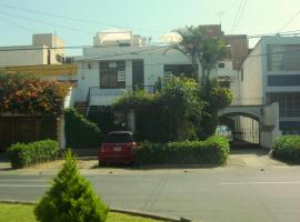 Rent Rooms at Home Lima Peru