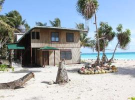 Hotel near Marshall Islands