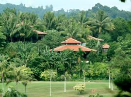 Tempat Senang Spa Resort & Restaurant Sekupang Indonesia
