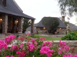 Lord's Guest Lodge McGregor South Africa
