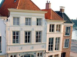 Hotel near Deventer: Hotel De Vischpoorte
