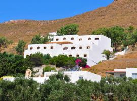 Hotel near Patmos: Golden Sun