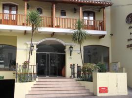Hotel Photo: Altos De Balcarce Hotel