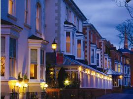 Hotel near Leicester: Belmont Hotel Leicester