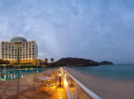 Hotel Photo: Oceanic Khorfakkan Resort & Spa