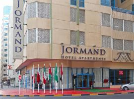 Hotel near Sharjah: Jormand Hotel Apartment - Sharjah