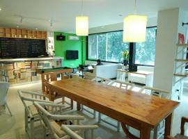 Hotel: Green Forest Hostel