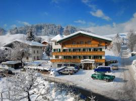 Hotel Photo: Hotel Garni Alpenland