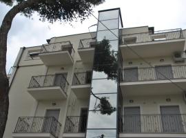 Residenza Le Rose Bici House Cattolica Italy