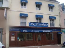 Le Maryland Blanzy France
