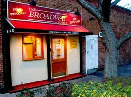 Broadway Lodge Bed And Breakfast Kingston upon Thames Marea Britanie