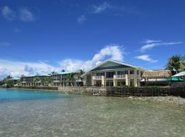 Hotel near Marshall Islands Intl airport : Marshall Islands Resort