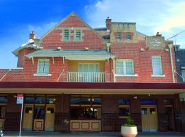 Hotel photo: Captain Cook Hotel Botany