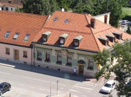 A picture of the hotel: Pansion Maltar Varaždin