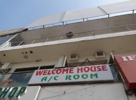 Welcome Guest house New Delhi 인도