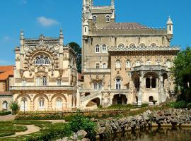 Palace Hotel do Bussaco Luso Португалия