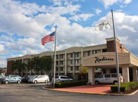 A picture of the hotel: Radisson Rochester Airport