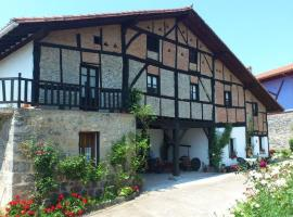 Casa Rural Ozollo Gautegiz Arteaga Spain