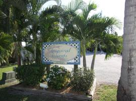 Hotel Photo: Tropical Winds Beachfront Motel and Cottages
