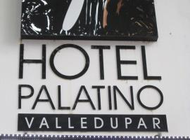 A picture of the hotel: Hotel Palatino