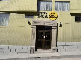 Hotel photo: Hotel Incasol
